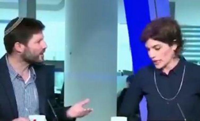 'מבקשת למחוק את זה': צפו בפדיחה של זנדברג בשידור