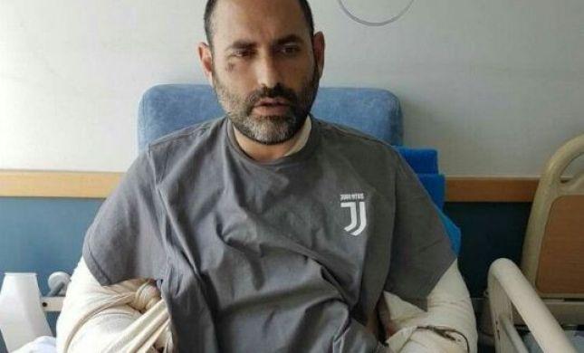 כתב 'כאן חדשות' נפצע קשה בתאונה:'רוצה להזהיר'