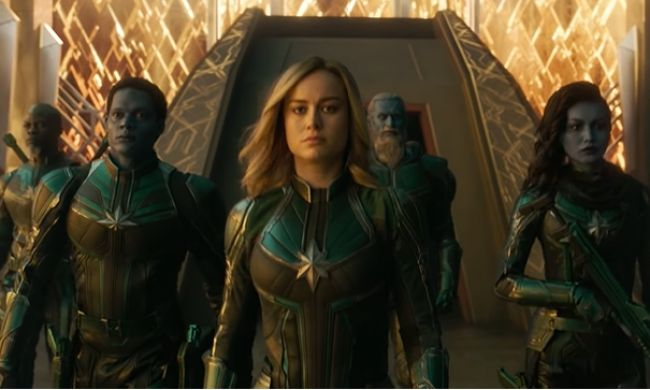ביקורת סרטים: קפטן מארוול• קפטן פמיניזם
