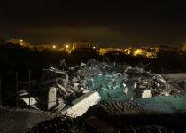 נהרס בית המחבל מפיגועי הירי בעפרה וגבעת אסף