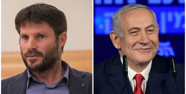"""הבחירות ביש""""ע: נתניהו וזמביש מול סמוטריץ' ודגן"""