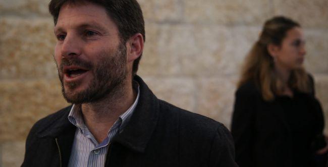"""עימות בין סמוטריץ' לחיות: """"תכבדי את הכנסת"""""""