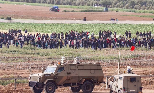 """אירועי הטרור בגבול עזה: 3 הרוגים מאש צה""""ל"""