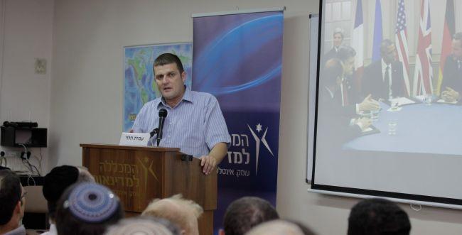 הכר את המועמד: עמית הלוי - הליכוד