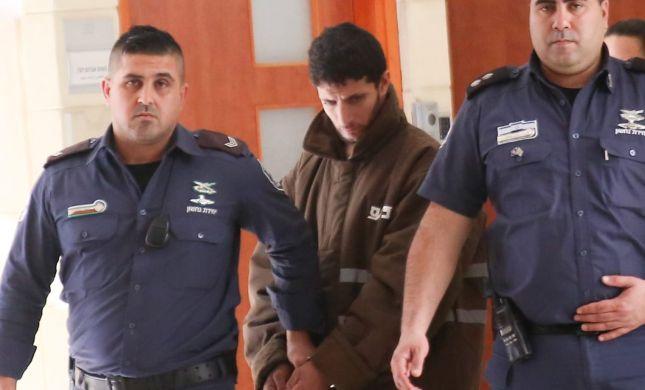 הרוצח של אורי אנסבכר יעבור בדיקה פסיכיאטרית