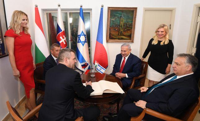 בידוד מדיני? מנהיגי העולם נוהרים לישראל: צפו בכתבה