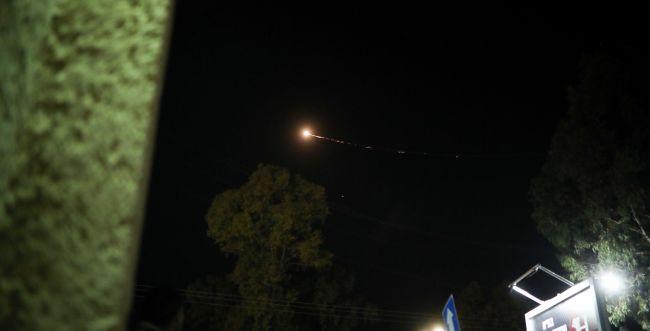 60 שיגורים לעבר ישראל, מטוסי קרב תקפו בעזה