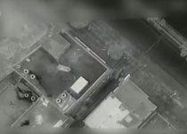 תיעוד: חיל האוויר מפציץ מבנים צבאיים של חמאס בעזה