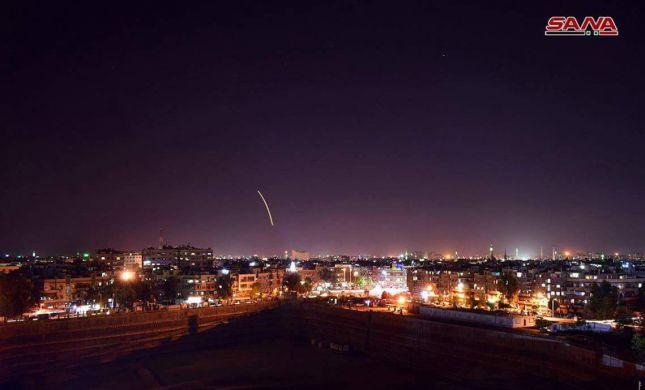 דיווח: הרוגים ופצועים בתקיפה של ישראל בסוריה