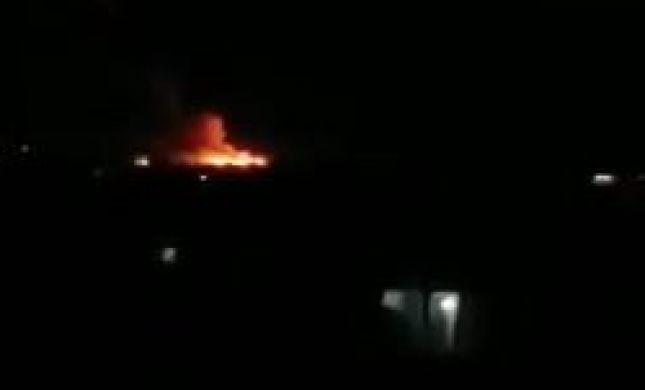 דיווחים בסוריה: ישראל תוקפת מטרות איראניות
