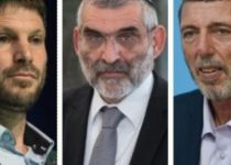 'איחוד מפלגות הימין' מציל את שלטון הימין