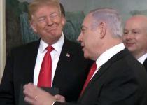 """טראמפ הכיר בגולן, נתניהו: """"העם האמריקאי עם הגולן"""""""
