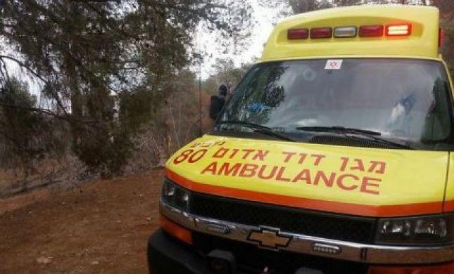 תאונה קשה עם מעורבות אוטובוס סמוך ליישוב עלי