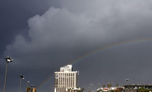 בוקר חורפי: גשם, רוחות עזות וחשש לשטפונות