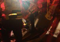 פצועים אנוש מפיצוץ בלון גז באשדוד.צפו בתיעוד מהזירה