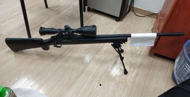 שני חיילים נעצרו בחשד שמכרו נשק
