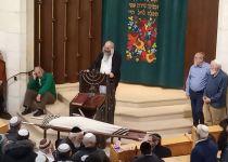 """הרב משה שפירא הובא למנוחות: """"היית חיים אלוהיים"""""""