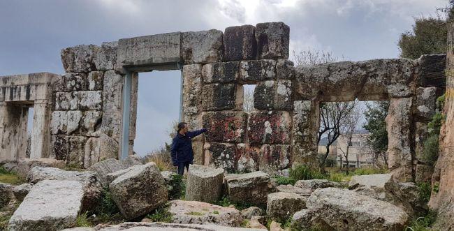 בית כנסת עתיק הושחת: תלונה הוגשה למשטרה