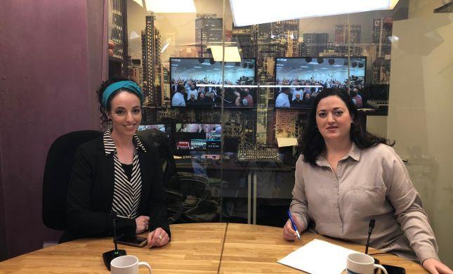 האישה של הבית היהודי: עידית סילמן בראיון ראשון