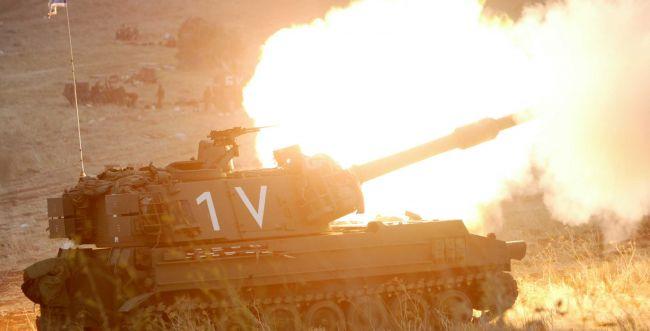 """עסקת ענק: אלביט תפתח את התותח החדש של צה""""ל"""