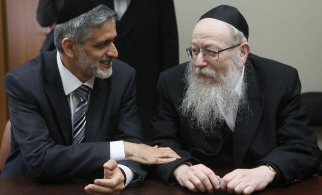 אלי ישי פורש: יעביר את התמיכה ליהדות התורה