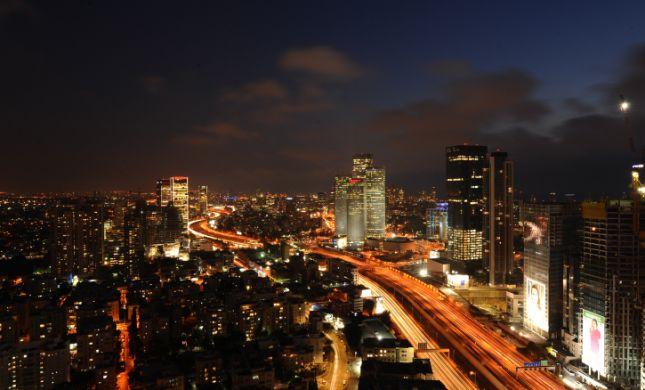"""צה""""ל מאשר: רקטות נורו מעזה על תל אביב"""
