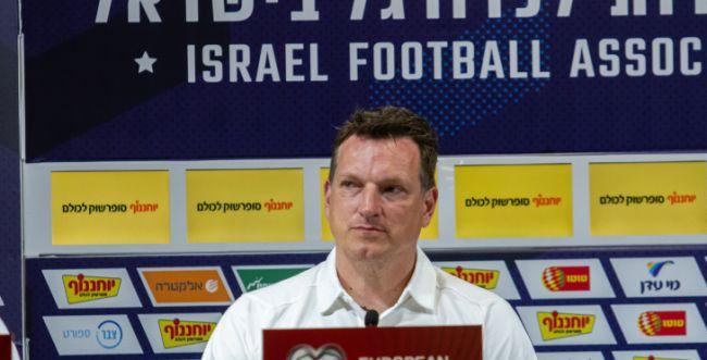 רשמית: אנדי הרצוג פורש מאימון נבחרת ישראל