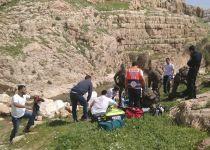 ילד בן 12 טבע בנחל פרת; פונה במסוק לאחר החייאה