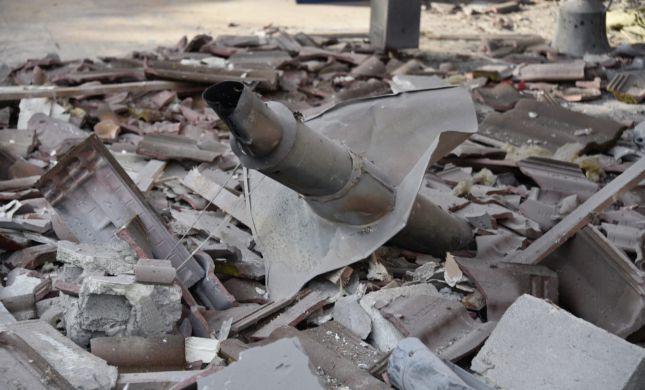 טיל סורי התפוצץ מעל הים, רסיסים נמצאו בתל אביב