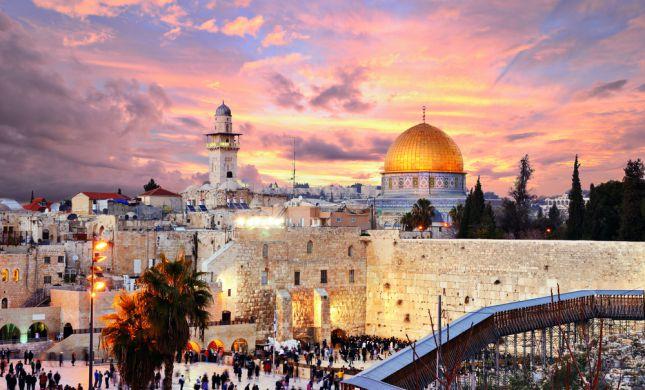 צפו: קצר על הפרשה | המקום המרכזי של ירושלים