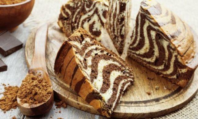 ספיישל לשבת זכור: העוגה שהתחפשה לזברה