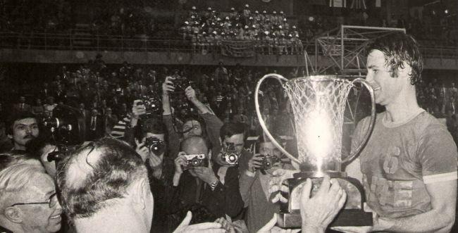 זוכרים? היום לפני 42 שנה מכבי אלופת אירופה | צפו: