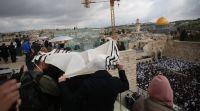 יהדות מרהיב: 100 אלף איש בברכת כוהנים בכותל. גלריה