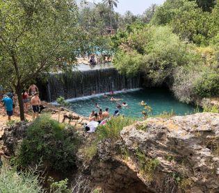 ארץ ישראל יפה, טיולים יום אחרון לחול המועד: רבע מיליון מטיילים ופקקים