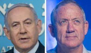 חדשות, חדשות פוליטי מדיני, מבזקים סקר מנדטים: הליכוד וכחול לבן צמודים, ימינה מתחזקים