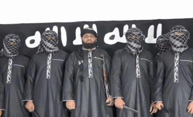 דאעש מציג: אלו המחבלים המתאבדים מסרי לנקה