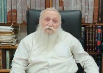 """הרב דרוקמן: """"צאו להצביע לאיחוד מפלגות הימין"""""""