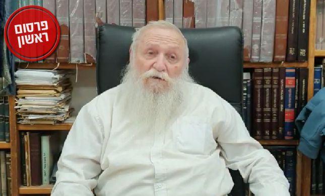"""חודשה הפגישה אצל הרב דרוקמן: הערב יגיעו הח""""כים"""