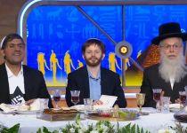 צפו: כשסמוטריץ הצטרף לשולחן של 'ארץ נהדרת'