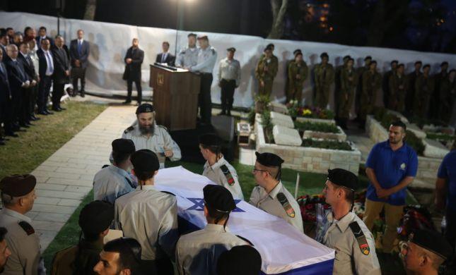 אחרי 37 שנה: זכריה באומל הובא למנוחות בקבר ישראל