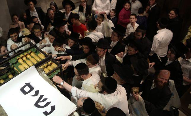 שבוע בלי לחם: עם ישראל נוהר לחמץ. גלריה
