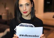 גל גדות תומכת באינסטגרם של הנערה שנרצחה בשואה
