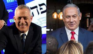 חדשות, חדשות פוליטי מדיני, מבזקים עוד 5 ימים: בנימין נתניהו או בני גנץ?