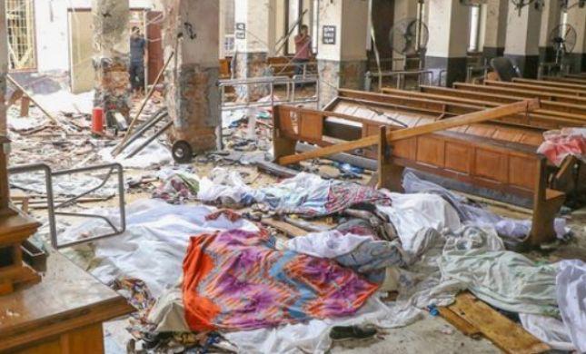 המטה ללוחמה בטרור פרסם אזהרת מסע לסרי לנקה