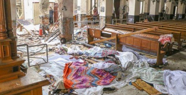 דאעש נטל אחריות על המתקפה בסרי לנקה