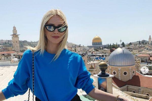 """הבלוגרית המצליחה בעולם: """"ירושלים באמת מרהיבה"""""""
