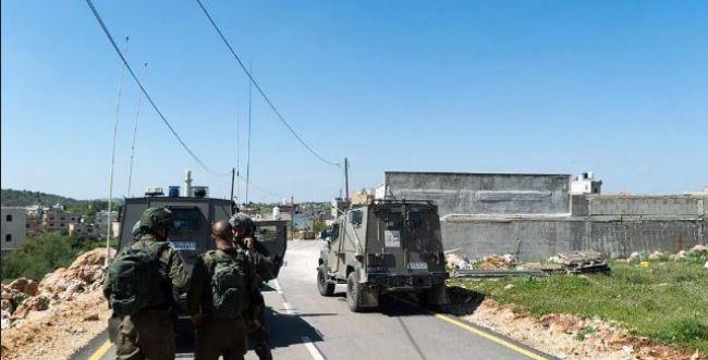 """פיגוע ירי בשומרון: מחבל פתח באש לעבר כוחות צה""""ל"""