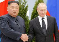 """קים ג'ונג און ופוטין נפגשו: """"נחזק את היחסים בינינו"""""""