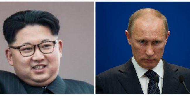 לאחר טראמפ: קים ג'ונג און ייפגש עם פוטין ברוסיה