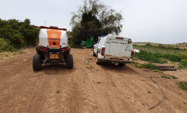 תאונת עבודה טרגית: חקלאי בן 60 נהרג במטה יהודה